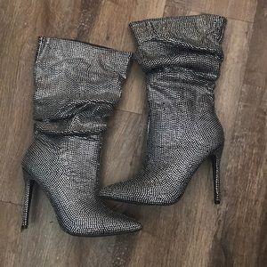 good life heeled boot (brand new never worn) 7.5